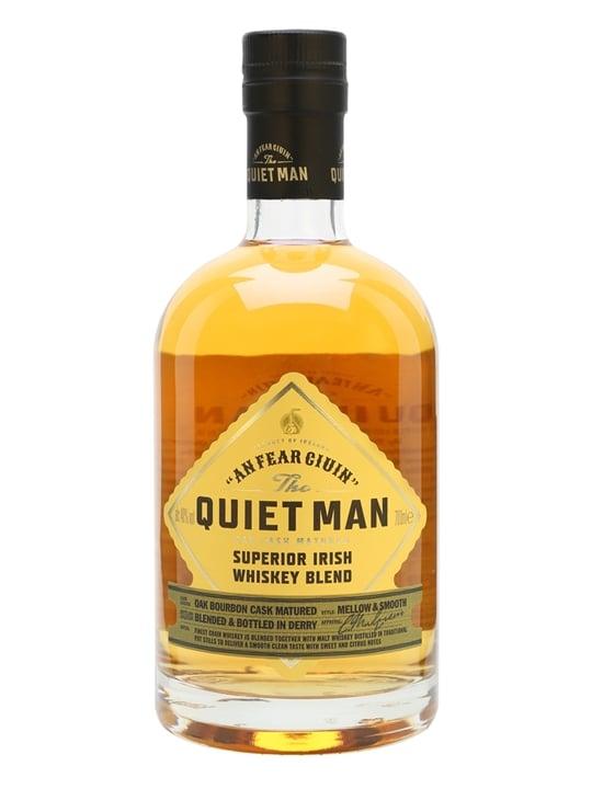 The Quiet Man Blend / An Fear Ciuin Blended Irish Whiskey