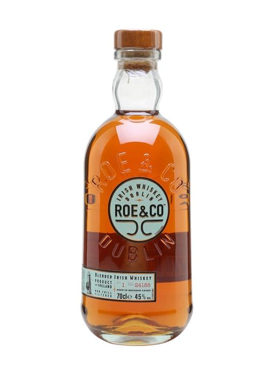 Roe & Co Blended Irish Whiskey Irish Blended Whiskey