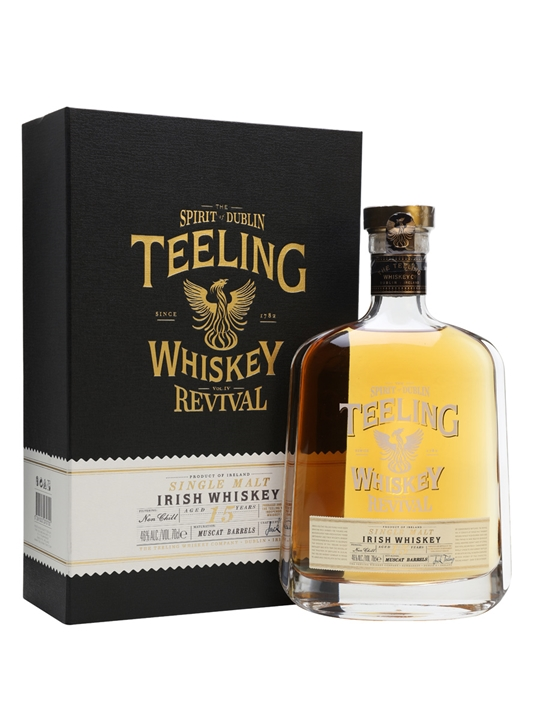 Teeling 15 Year Old / The Revival Vol Iv / Muscat Finish