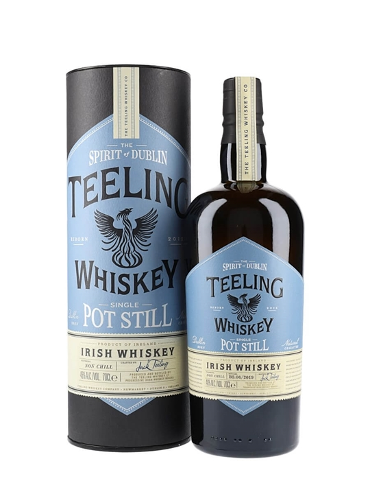 Teeling Single Pot Still Irish Single Malt Whiskey