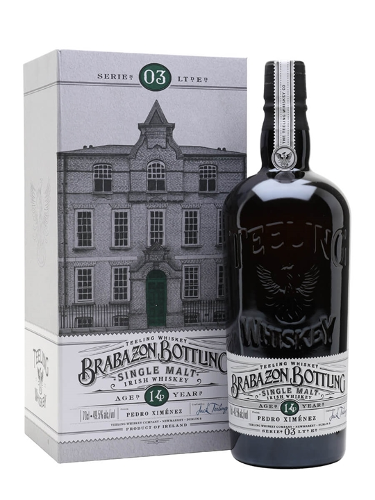 Teeling Brabazon Series 3 / 14 Year Old Irish Single Malt Whiskey