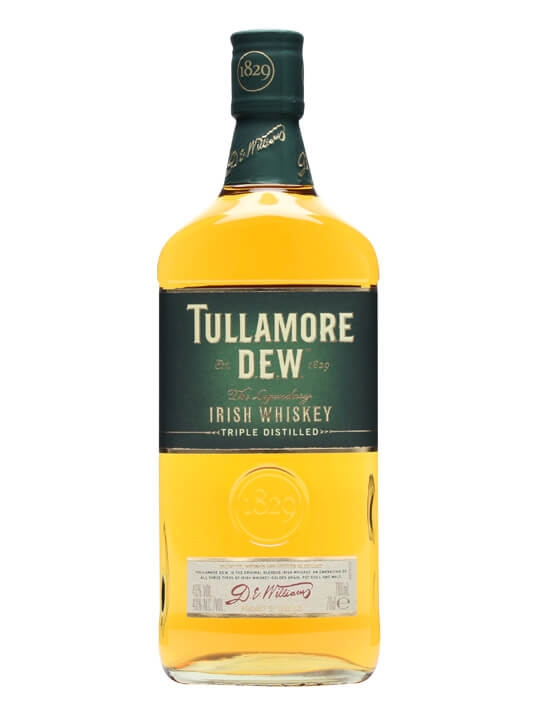 Tullamore Dew Blended Irish Whiskey