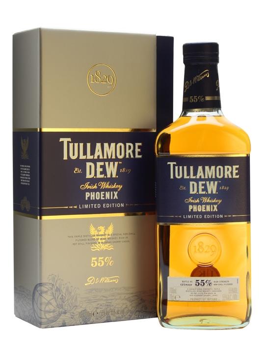 Tullamore Dew Phoenix Blended Irish Whiskey
