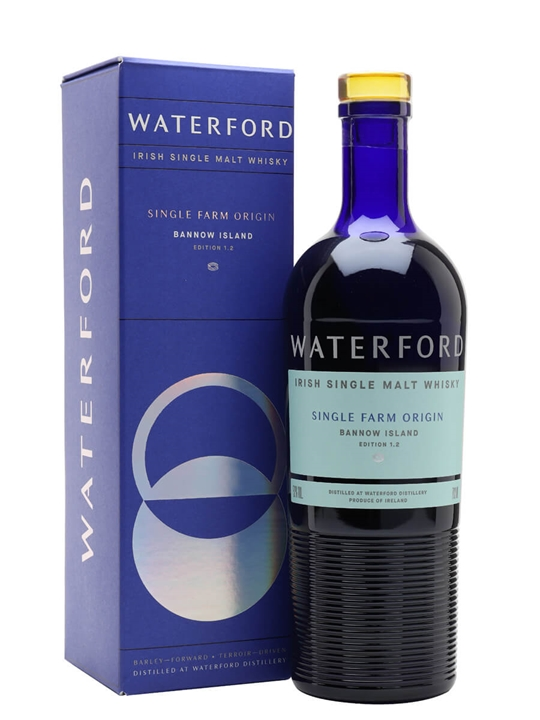 Waterford Bannow Island 1.2 Irish Single Malt Whisky