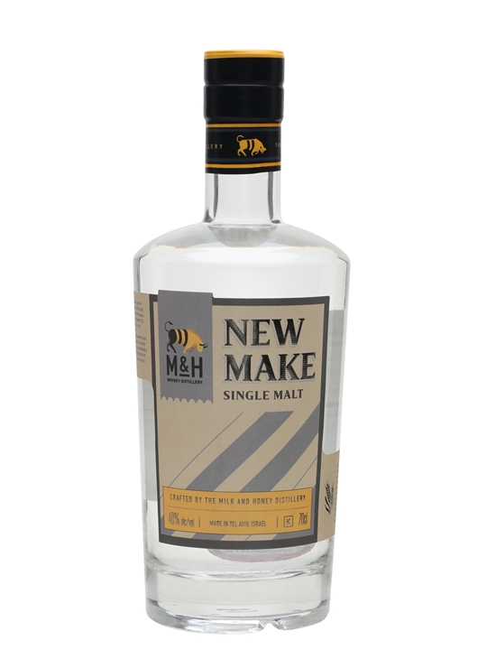 Milk & Honey New Make Single Malt Spirit Israeli Single Malt Spirit