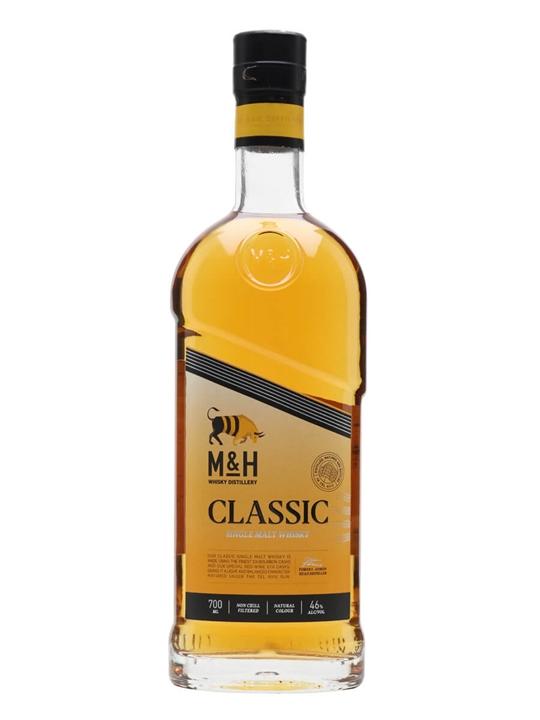 Milk & Honey Classic Single Malt Israeli Single Malt Whisky