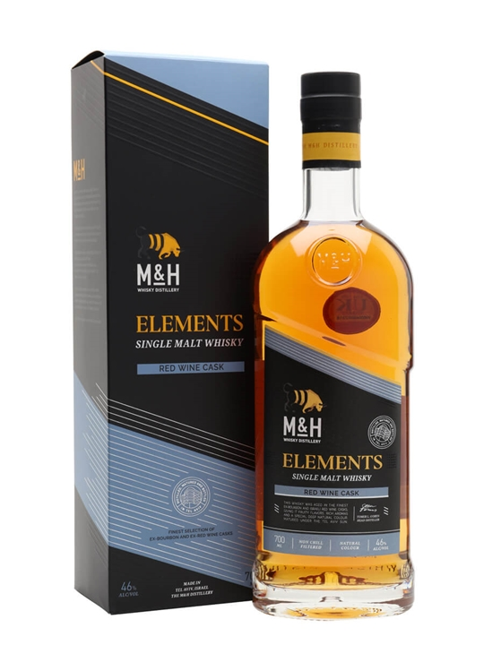 Milk & Honey Red Wine Cask / Elements Series Single Whisky