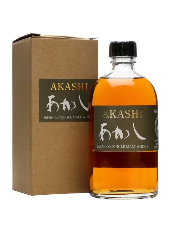 Akashi Single Malt Whisky Japanese Single Malt Whisky