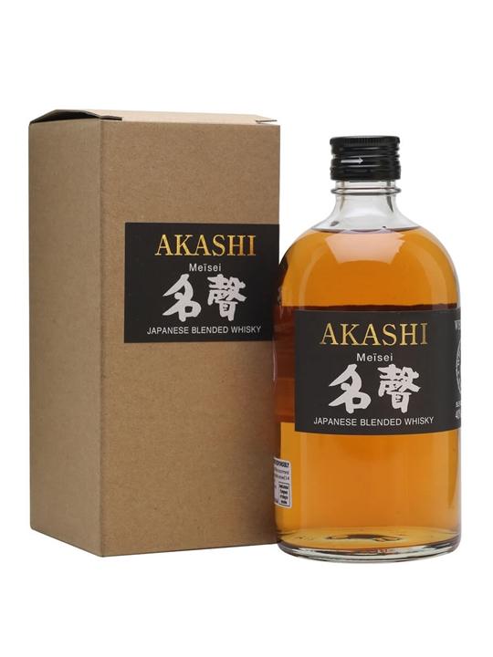 Akashi Meisei Japanese Blended Whisky
