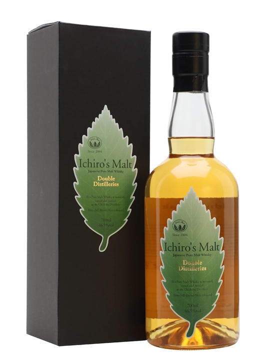 Ichiro's Malt Double Distilleries (46.5%) Japanese Blended Malt Whisky