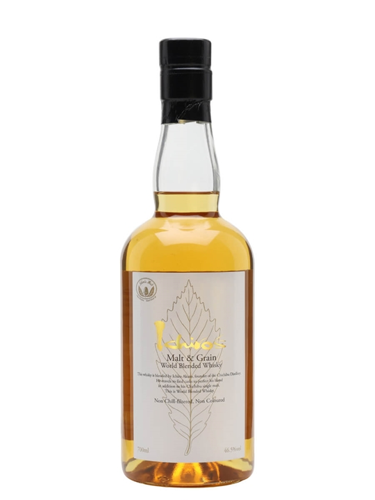 Ichiro's Malt & Grain Japanese Whisky Japanese Blended Whisky