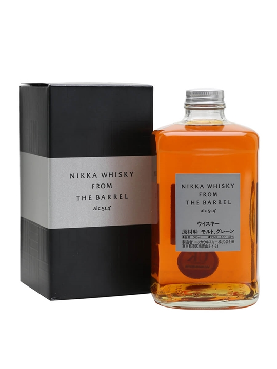 Nikka From the Barrel Japanese Blended Whisky