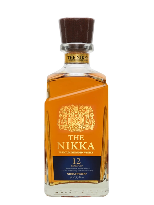 The Nikka 12 Year Old Japanese Blended Whisky