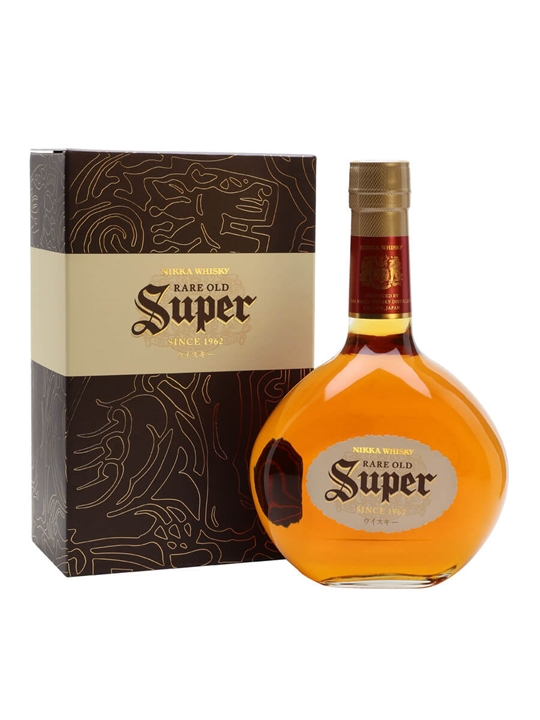 Super Nikka / Rare Old Japanese Blended Whisky