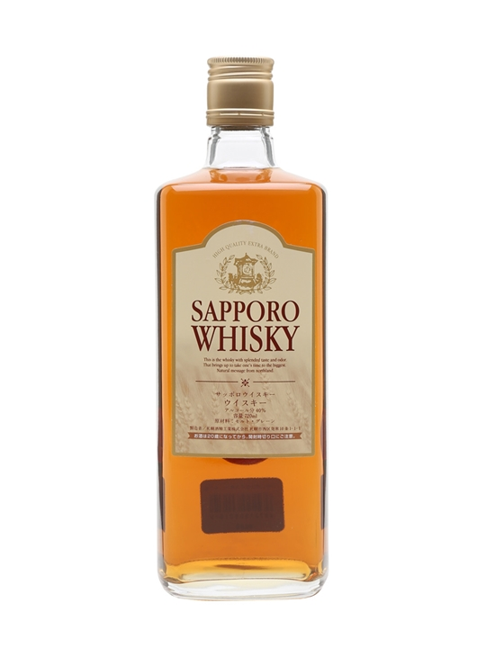Sapporo Whisky Japanese Whisky