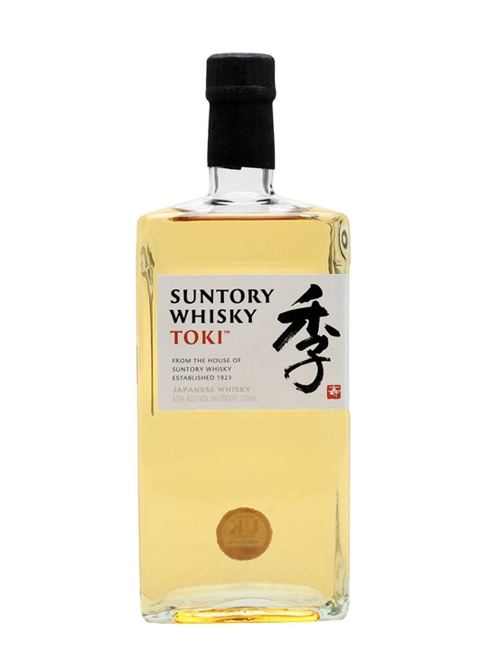Suntory Toki Japanese Blended Whisky
