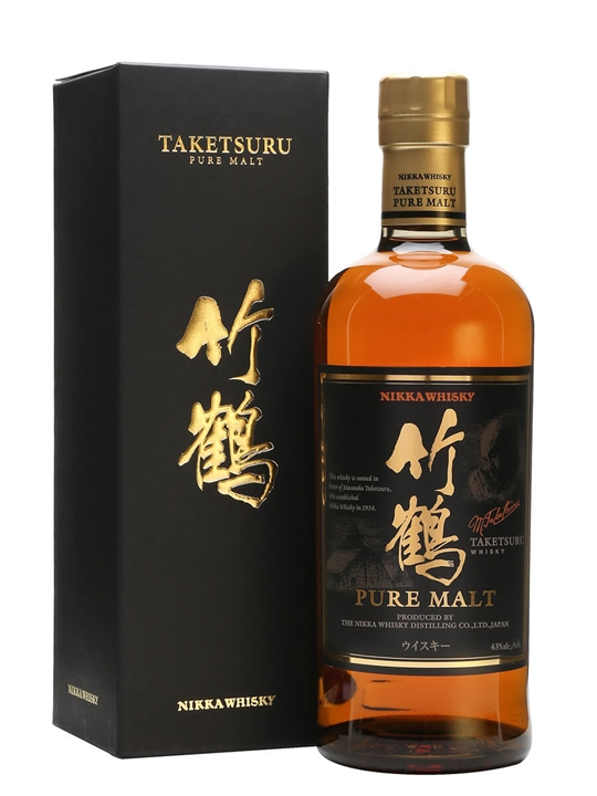 Nikka Taketsuru Pure Malt Japanese Blended Malt Whisky