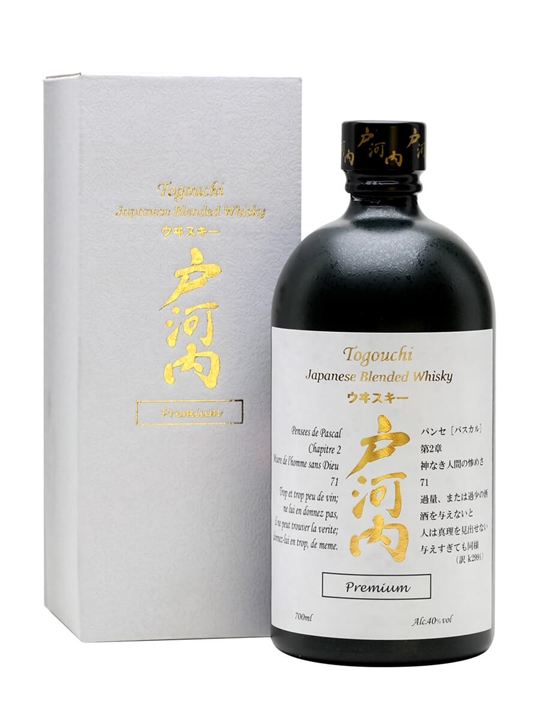 Togouchi Premium Blended Whisky Japanese Blended Whisky