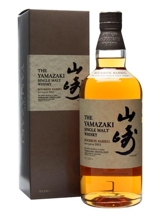 Suntory Yamazaki Bourbon Barrel / Bot.2013 Japanese Single Malt Whisky