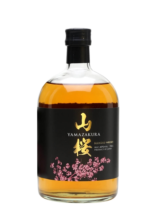 Yamazakura Blended Whisky Japanese Blended Whisky