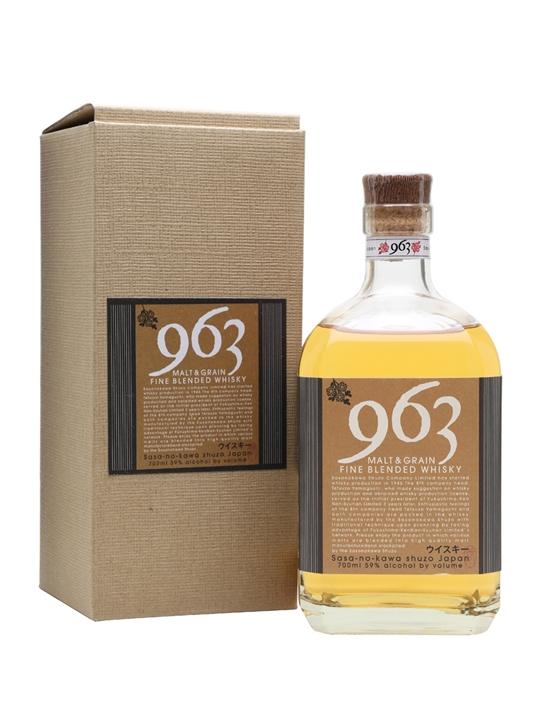 Yamazakura 963 Japanese Blended Whisky