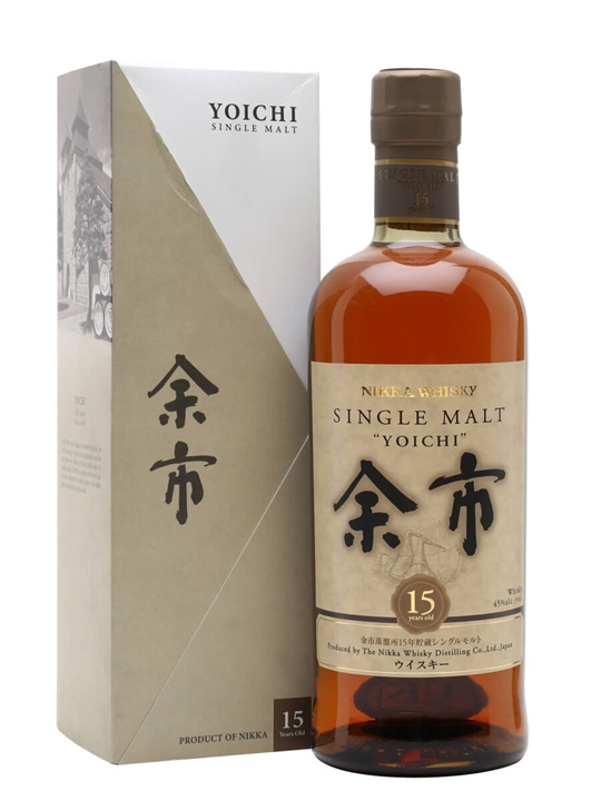 Nikka Yoichi 15 Year Old Japanese Single Malt Whisky
