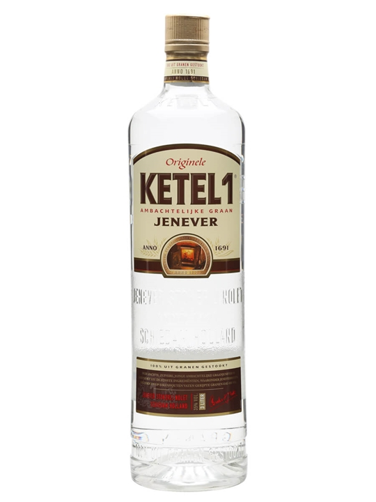 Ketel No.1 Jonge Jenever / Large Bottle