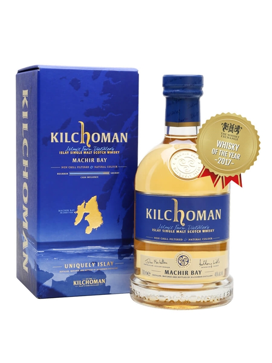 Kilchoman Machir Bay 2016 Islay Single Malt Scotch Whisky