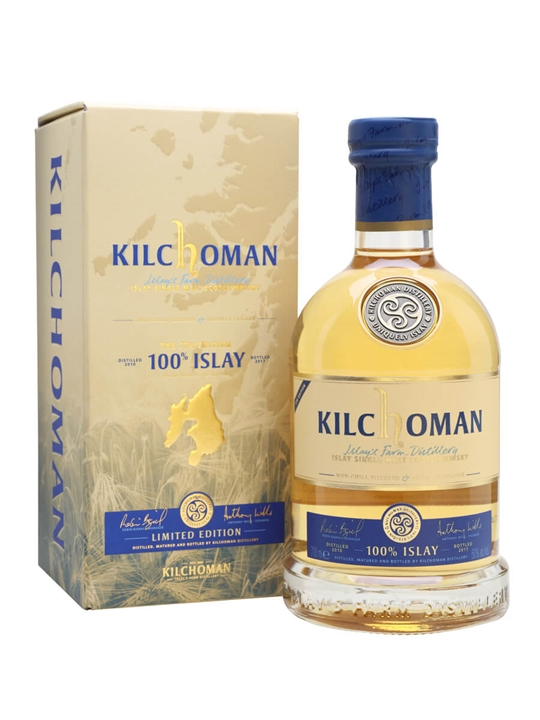 Kilchoman 2010 100% Islay / 7th Edition Islay Whisky