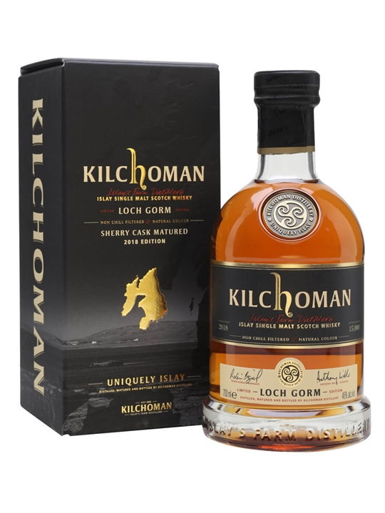Kilchoman Loch Gorm / Bot.2018 Islay Single Malt Scotch Whisky