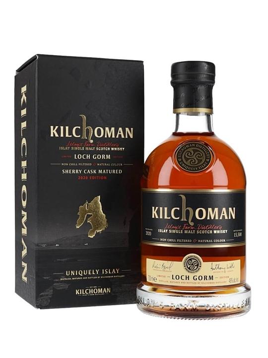 Kilchoman Loch Gorm / 2020 Release Islay Single Malt Scotch Whisky