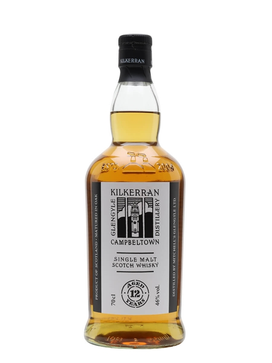 Kilkerran 12 Year Old Campbeltown Single Malt Scotch Whisky