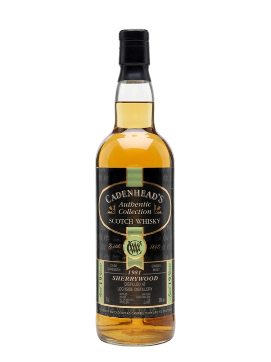 Lochside 1981 / 19 Year Old / Authentic Collection Highland Whisky