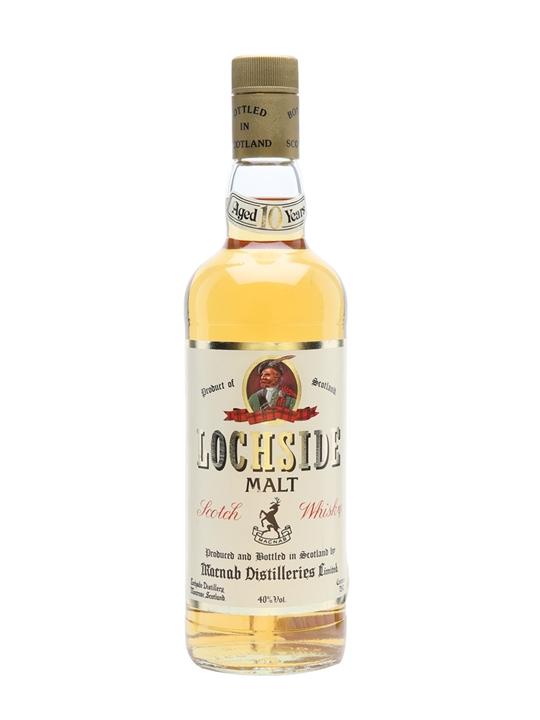 Lochside 10 Year Old / Bot.1980s Highland Single Malt Scotch Whisky