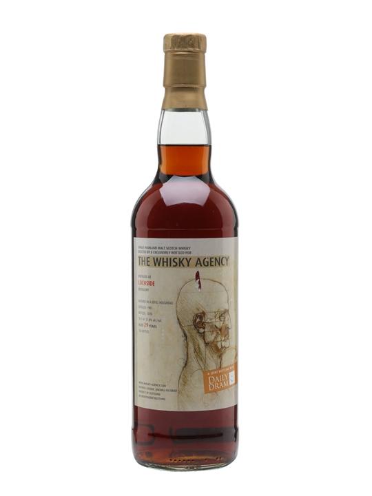 Lochside 1981 / 29 Year Old / Whisky Agency Highland Whisky