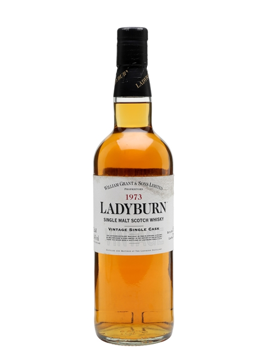 Ladyburn 1973 / 27 Year Old Lowland Single Malt Scotch Whisky