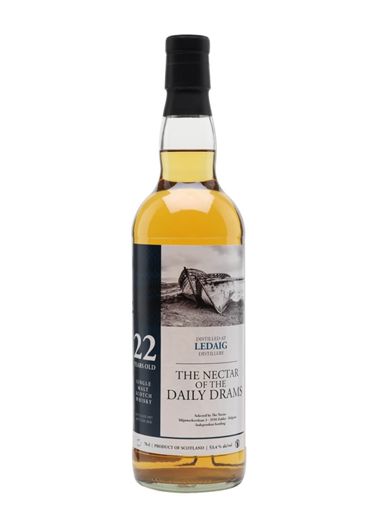 Ledaig 1997 / 22 Year Old / Daily Dram Island Whisky