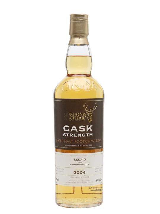 Ledaig 2004 / Gordon & Macphail / Twe Exclusive Island Whisky