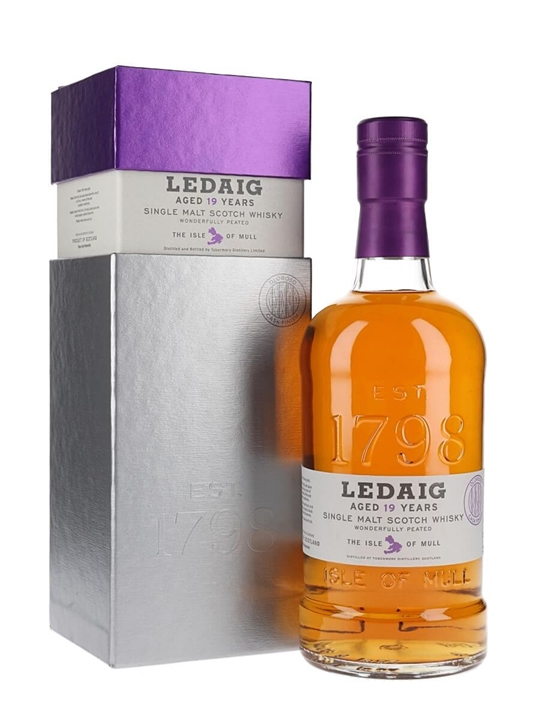 Ledaig 1998 /  19 Year Old / Oloroso Island Single Malt Scotch Whisky