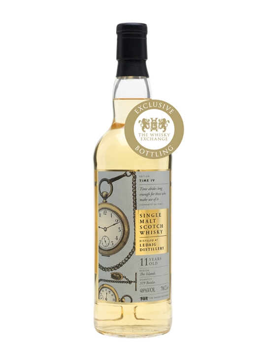 Ledaig 11 Year Old / Time Series Iv Island Single Malt Scotch Whisky