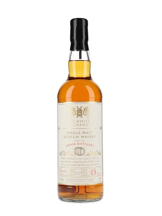 Ledaig 2005 / 13 Year Old / Sherry Cask / The Whisky Exchange Highland Whisky