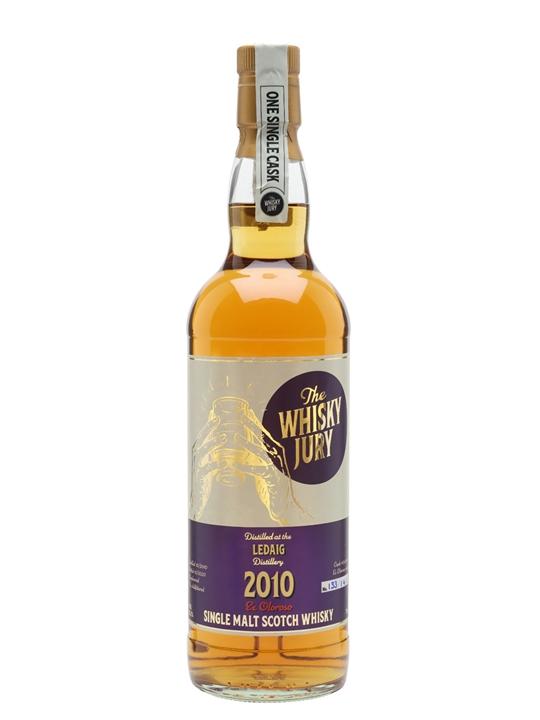 Ledaig 2010 / The Whisky Jury Island Single Malt Scotch Whisky