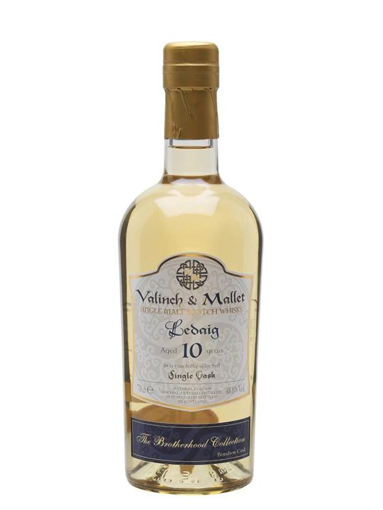 Ledaig 10 Year Old  / Valinch & Mallet Island Whisky