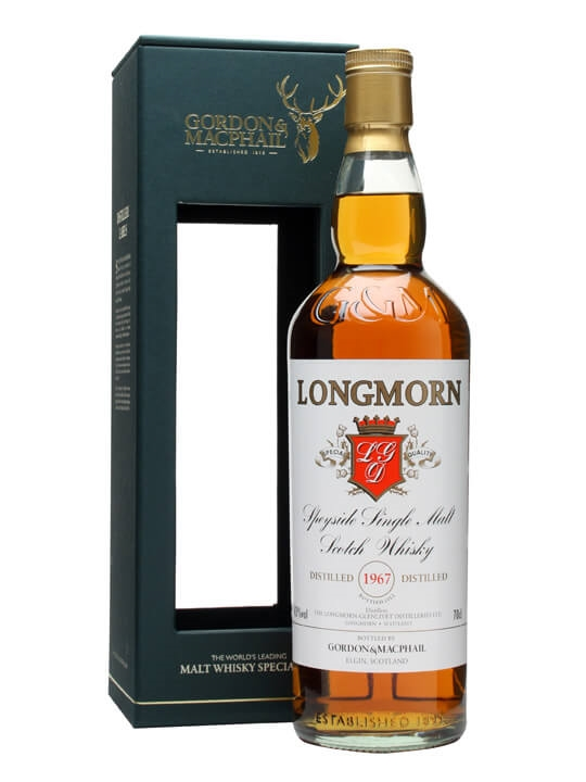 Longmorn 1967 / 45 Year Old / Gordon & Macphail Speyside Whisky