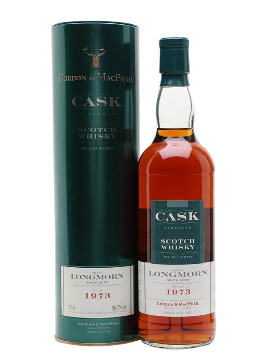 Longmorn 1973 / 32 Year Old / Gordon & Macphail Speyside Whisky