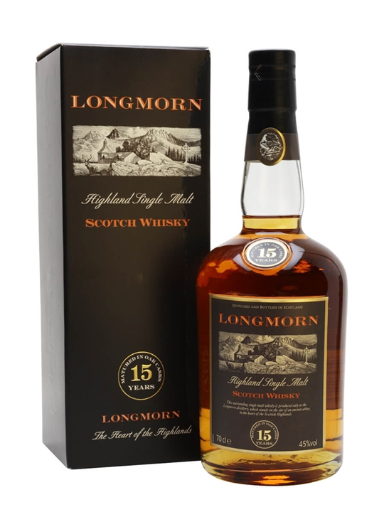 Longmorn 15 Year Old / Bot.1990s Speyside Single Malt Scotch Whisky