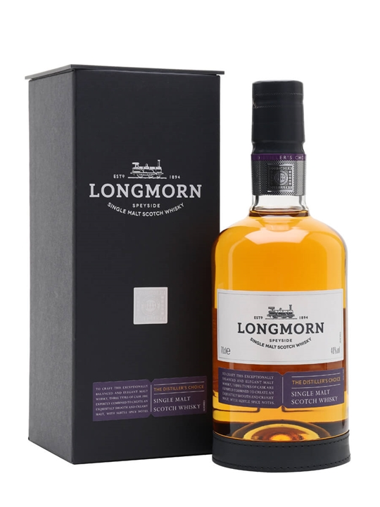 Longmorn The Distiller's Choice Speyside Single Malt Scotch Whisky