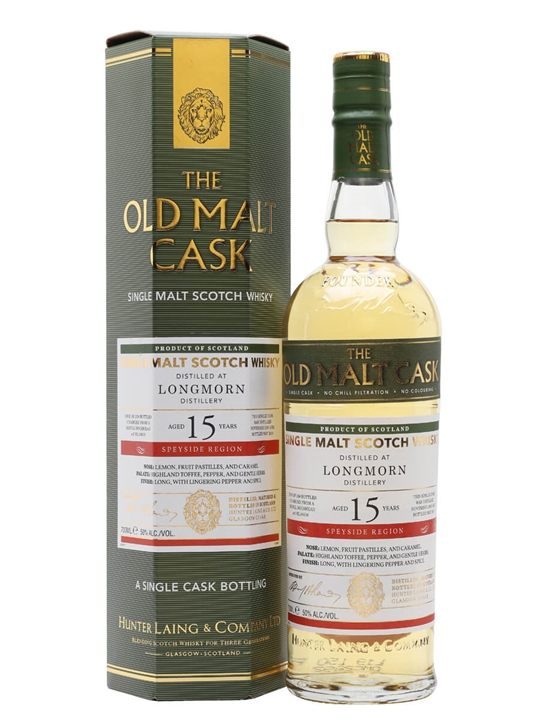 Longmorn 2003 / 15 Year Old / Old Malt Cask Speyside Whisky