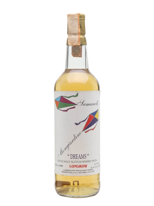 Longrow 1987 / Dreams / Samaroli Campbeltown Single Malt Scotch Whisky