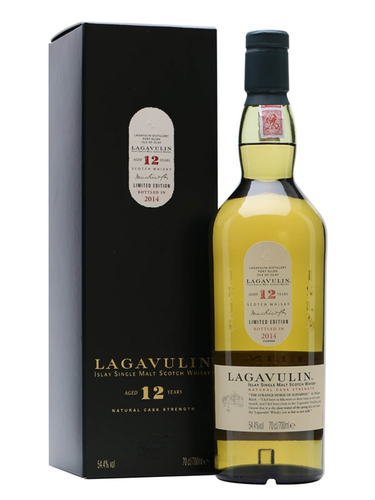 Lagavulin 12 Year Old / Bot.2014 / 14th Release Islay Whisky
